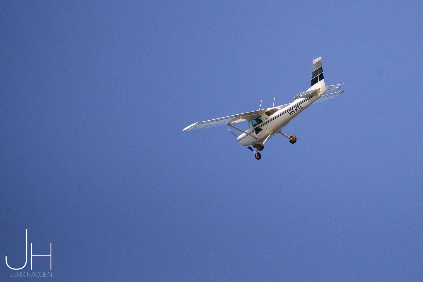 Spotterflugzeug