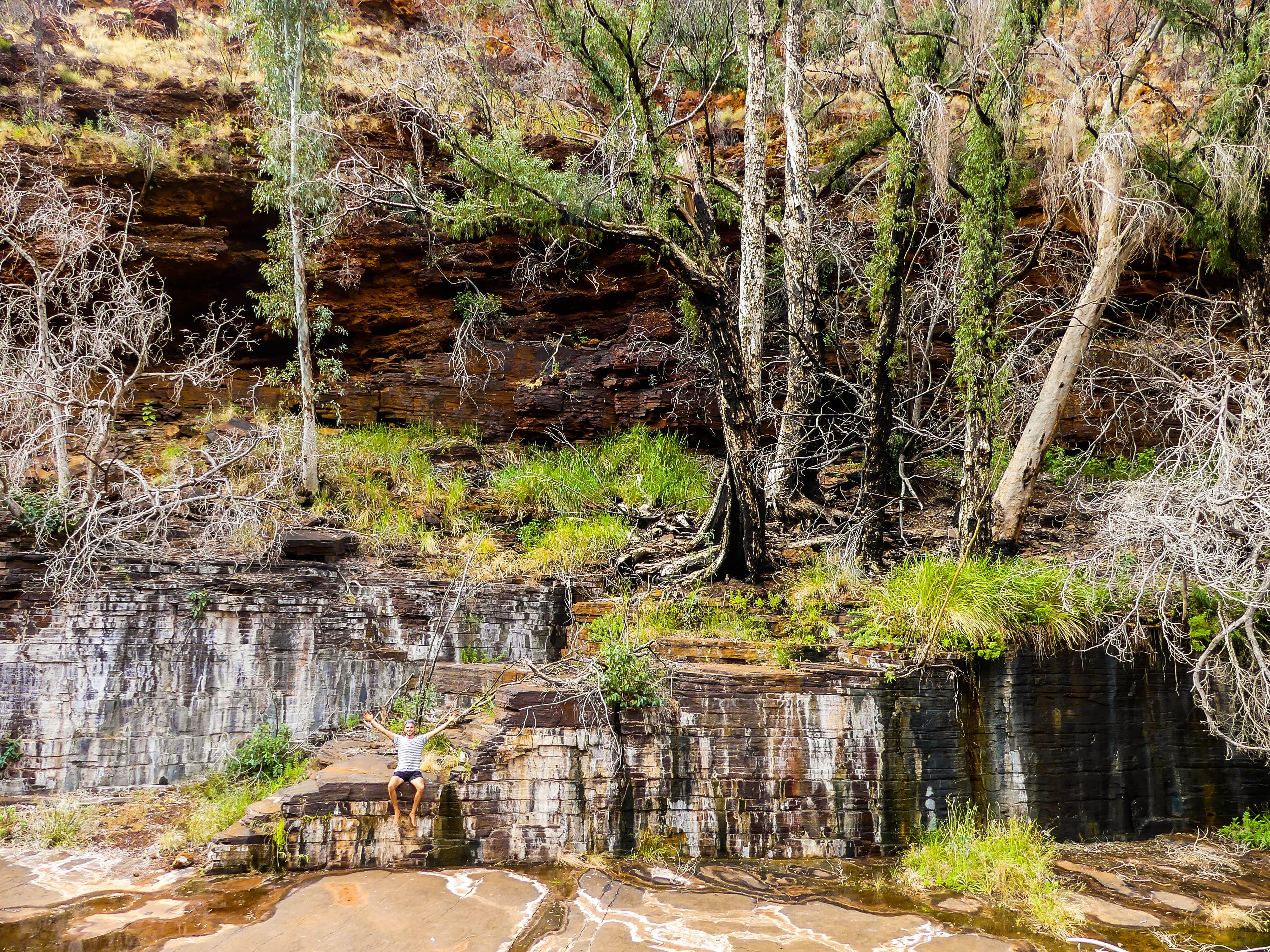 Steine Dales Gorge