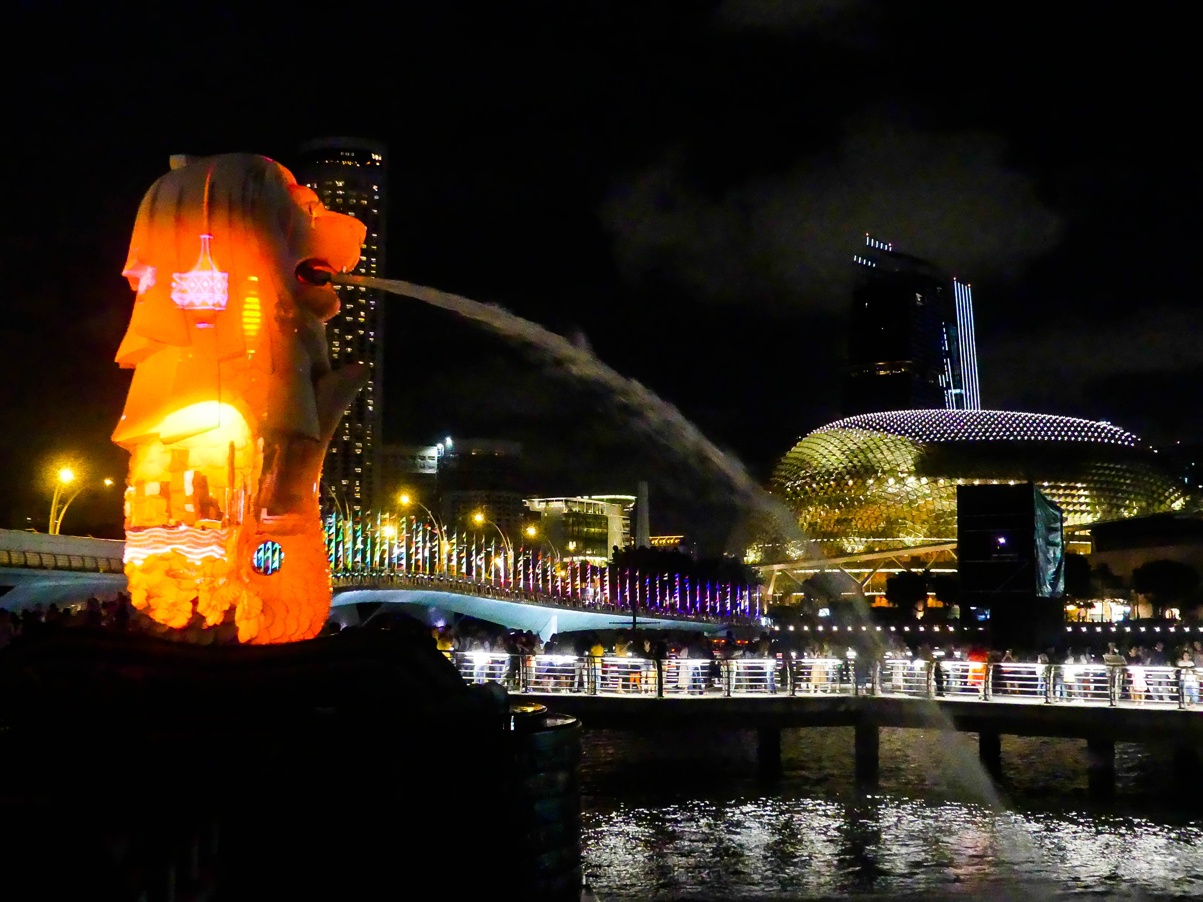 Merlion ilight