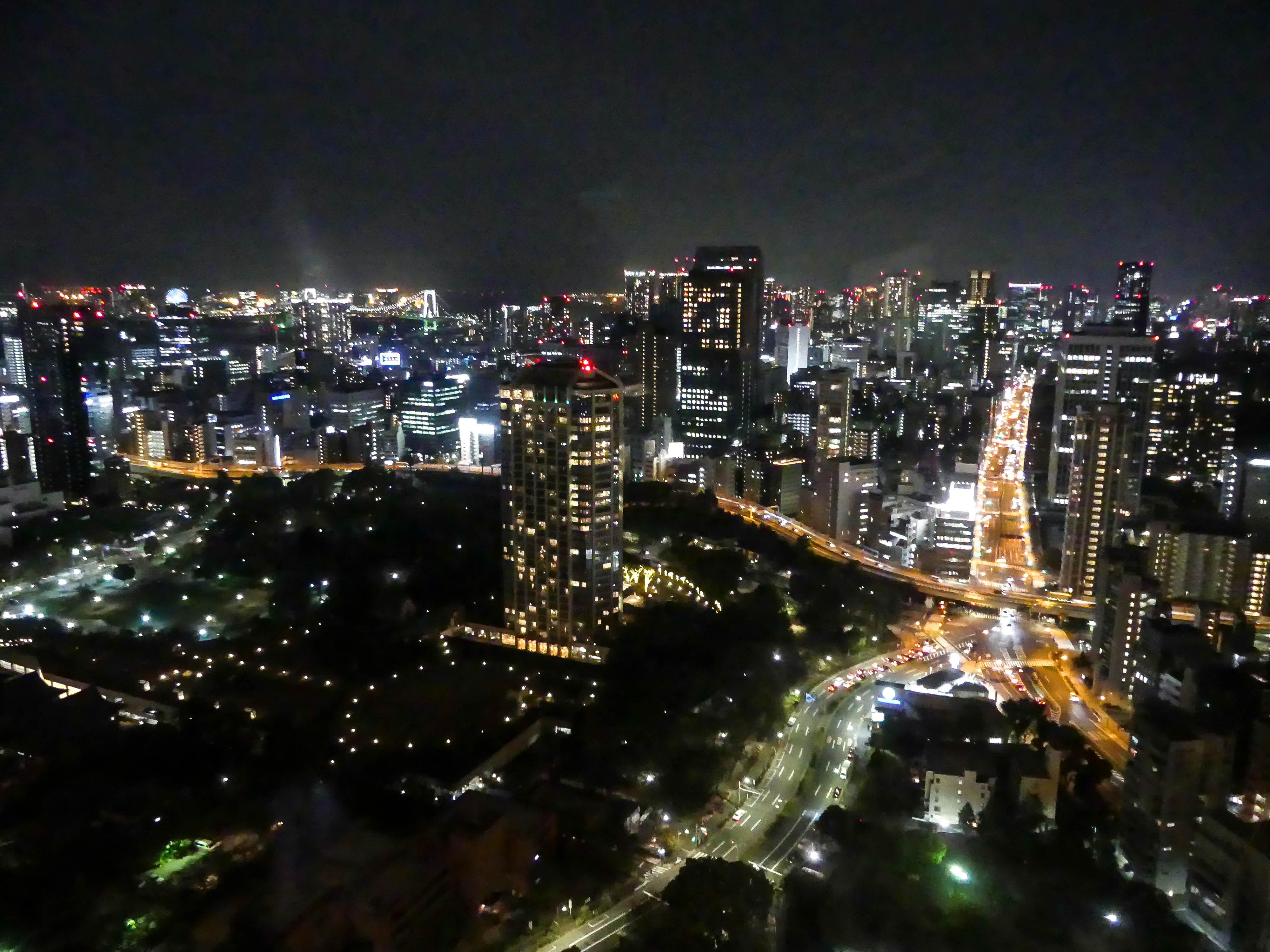 Aussicht Tokyo Tower